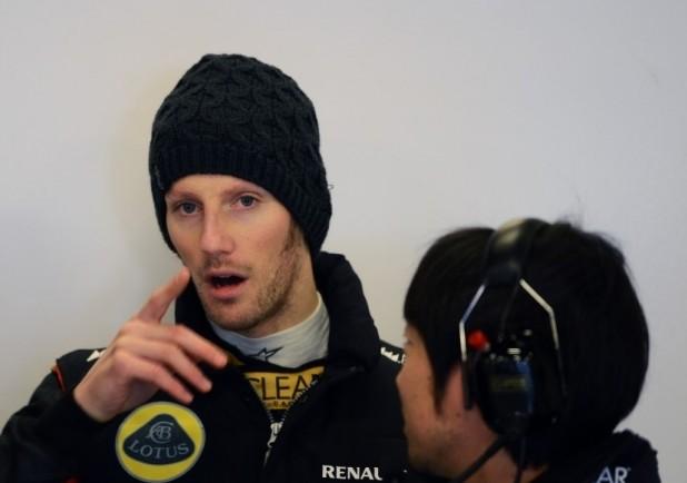 Grosjean: Zaradi napak sem močnejši