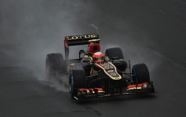 Lotus boljši v dežju