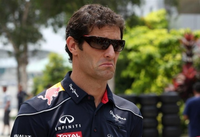 Webber podoživel nesrečo iz leta 2003