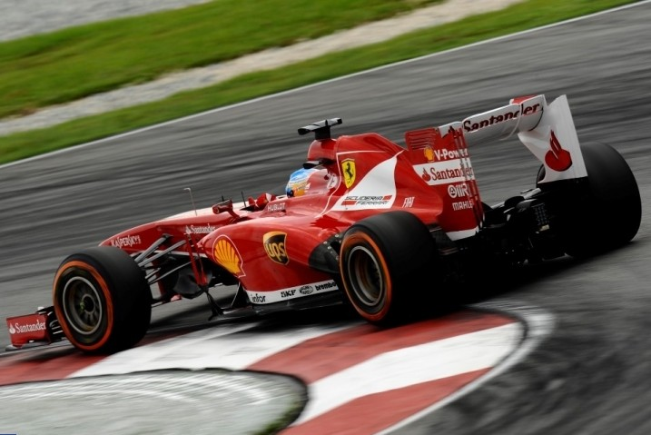 Alonso cilja na prvo vrsto