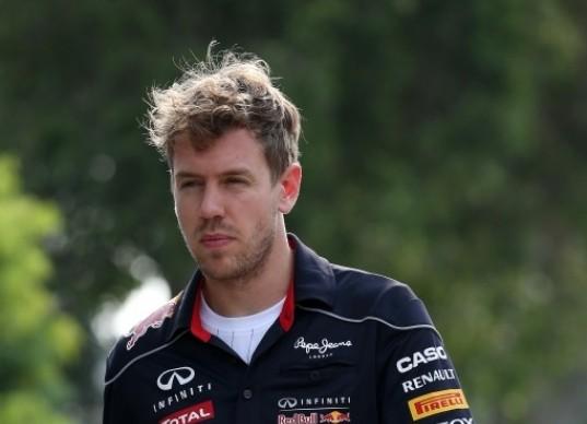 Zadnji trening na vrhu Vettel