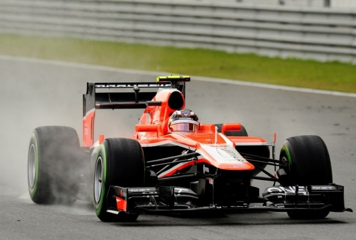 Marussia se spogleduje s Ferrarijem in Mercedesom