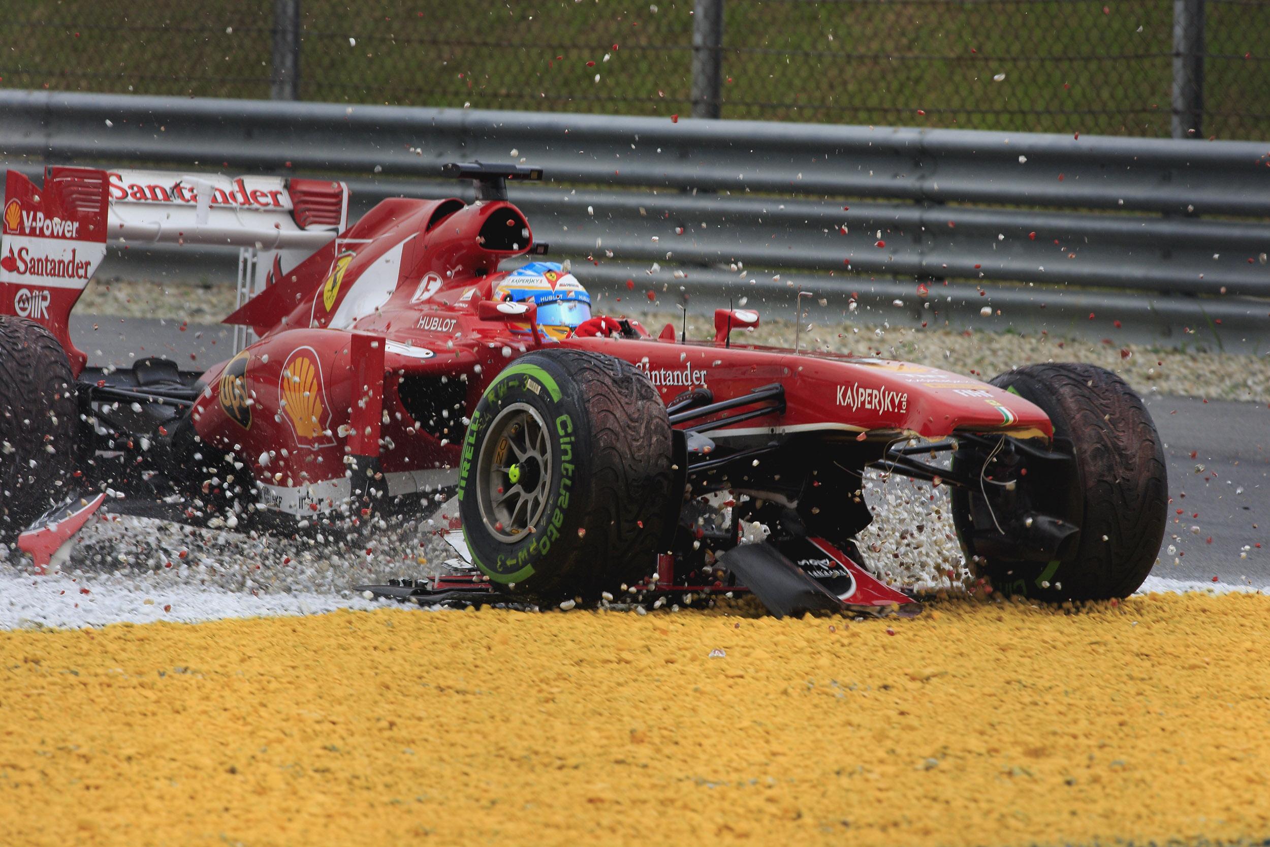 Alonso: Zmaga je bila dosegljiva