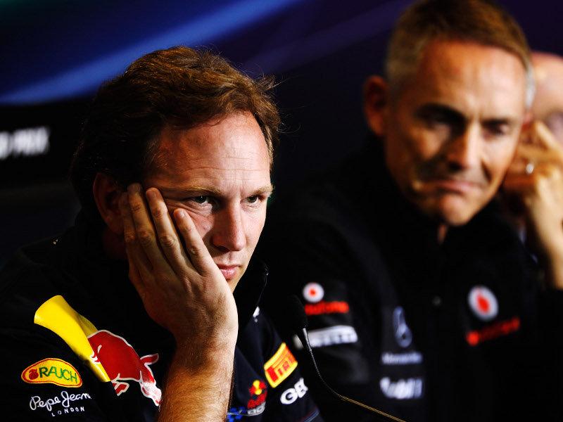 Bo Red Bull znova izključen?