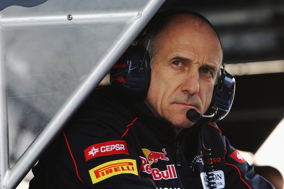 Toro Rosso kaznovan