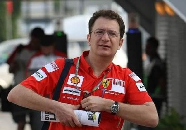 Pri Ferrariju so pripravljeni