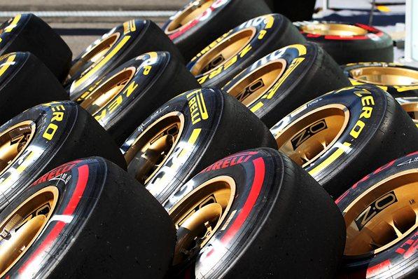 Mercedes in RBR dosegla spremembo gum?