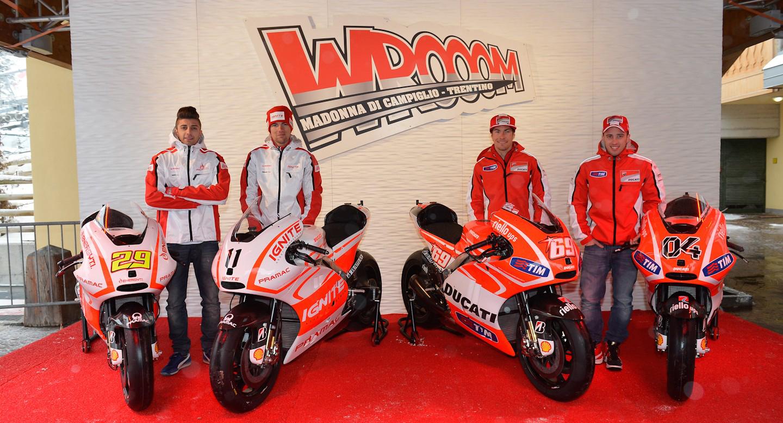 Ducati pridobil nove partnerje