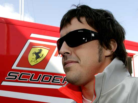 Alonso: Med prvimi petimi ekipami ni razlike