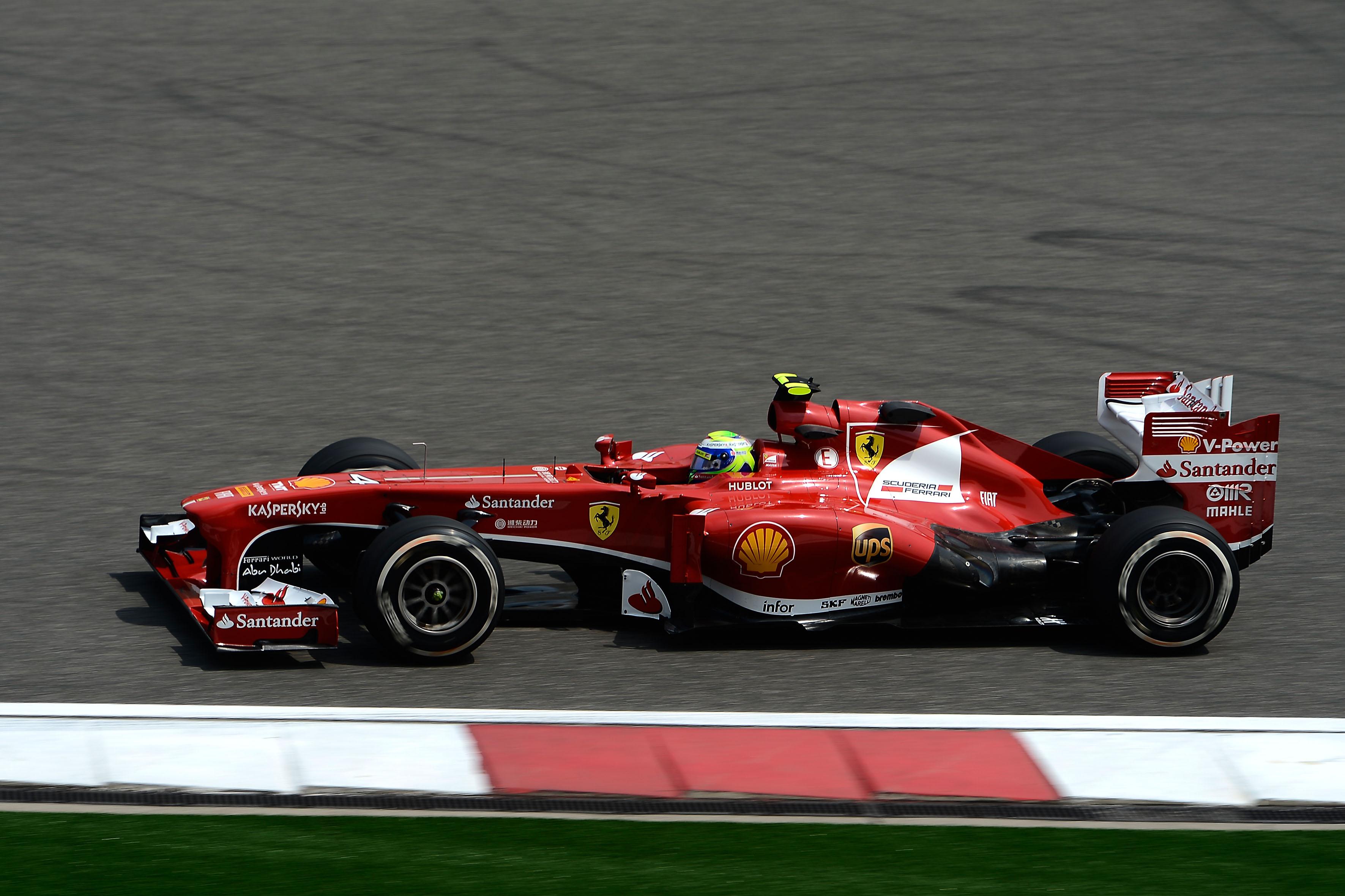 Pri Ferrariju zaskrbljeni nad kvalifikacijsko formo