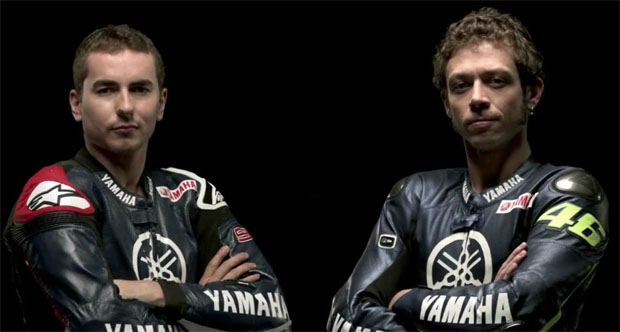 Rossi in Lorenzo združila moči