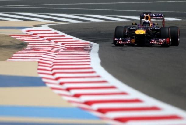 Vettel še drugič letos