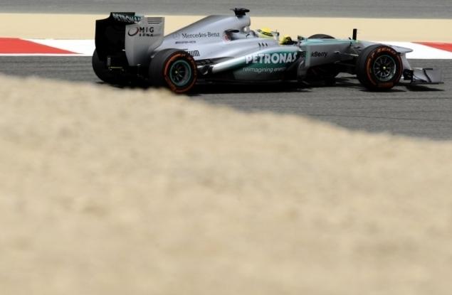 Pri Mercedesu še iščejo pravo ravnotežje