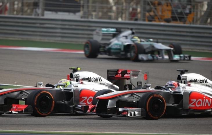 Button: Perez je bil preveč agresiven