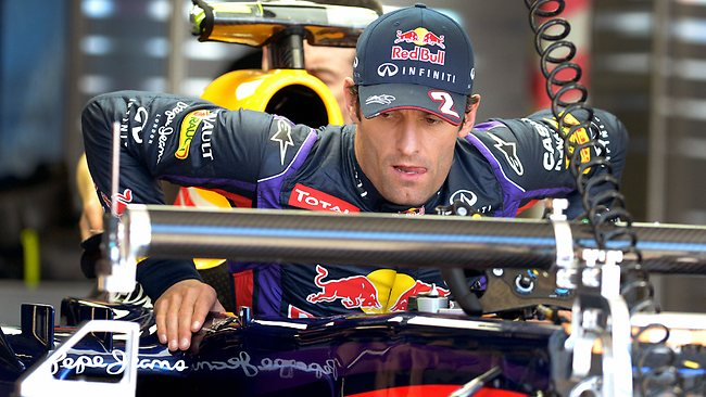 Webber do najboljšega štartnega položaja