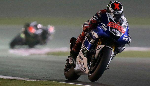 Lorenzo bo začel dirko iz vodilnega štartnega mesta