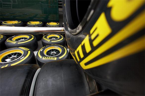 Izbor pnevmatik dirkačev za Melbourne