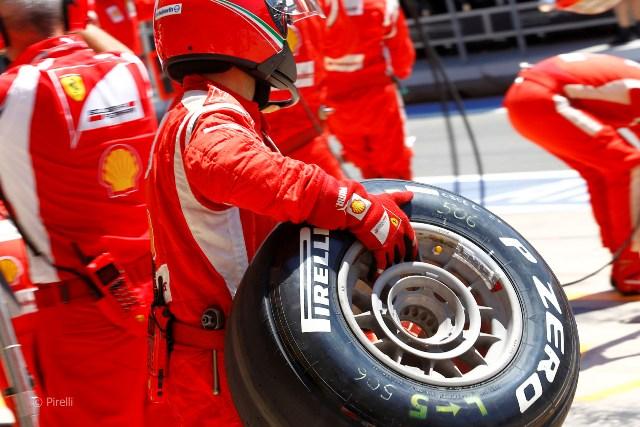 Še vedno brez pnevmatik za 2014