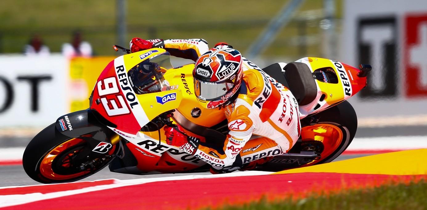 Marquez še hitrejši na drugem prostem treningu