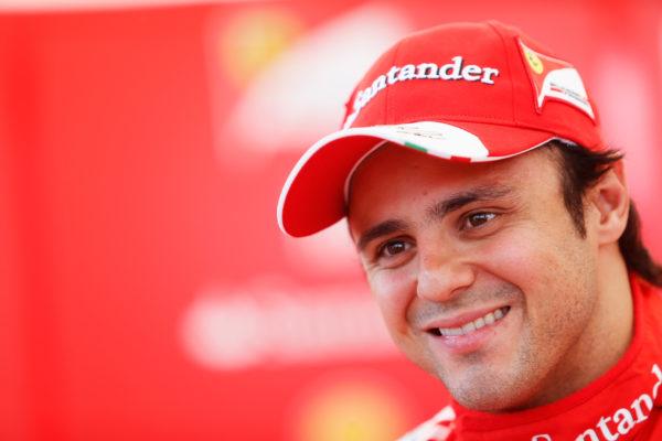 Massa: Lepo bi bilo videti Michaela podpirati sina Micka