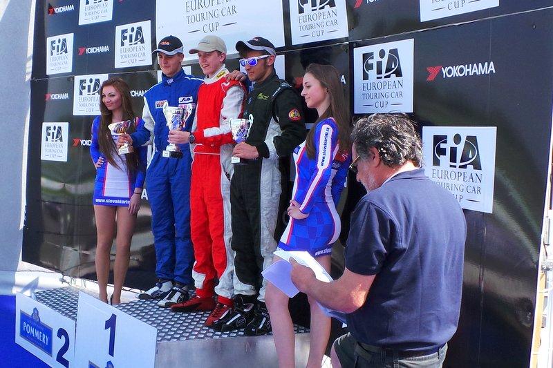 Končana prva dirka krožno hitrostnega prvenstva