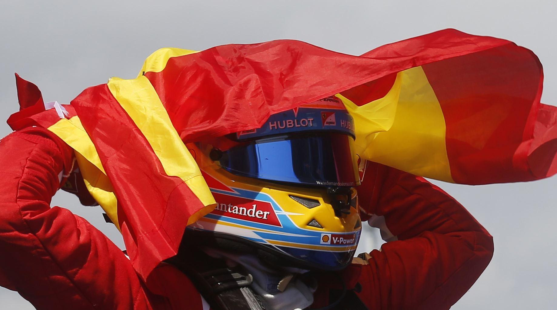 Alonso in Montezemolo zakopala bojno sekiro
