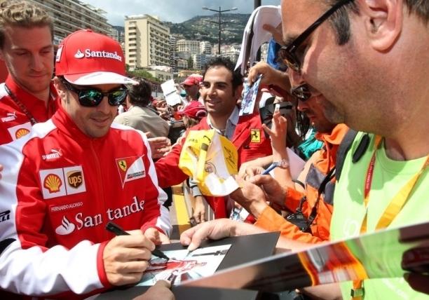 Alonso odpisal možnosti za zmago