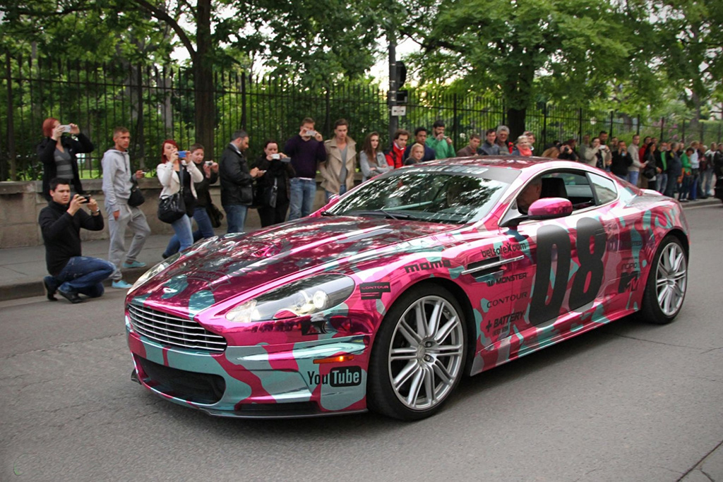Gumball 3000 letos mimo Slovenije