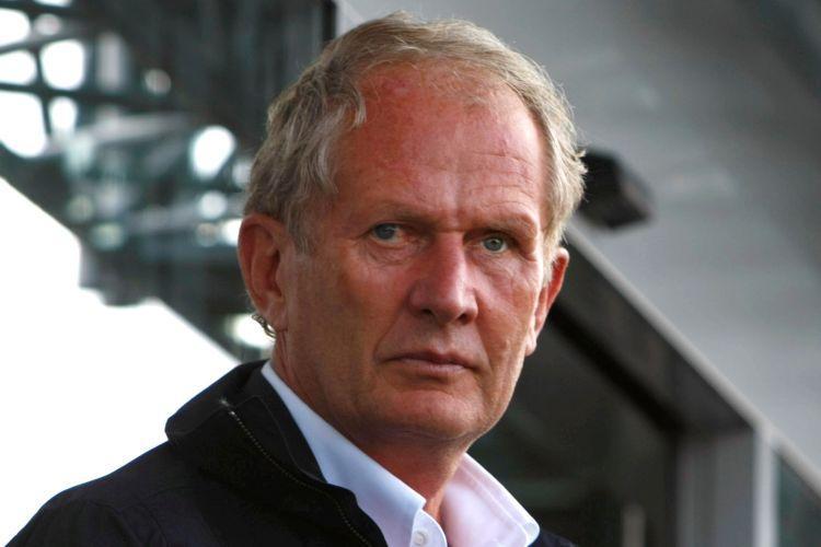 Helmut Marko: Ricciardo na Vettlovem nivoju