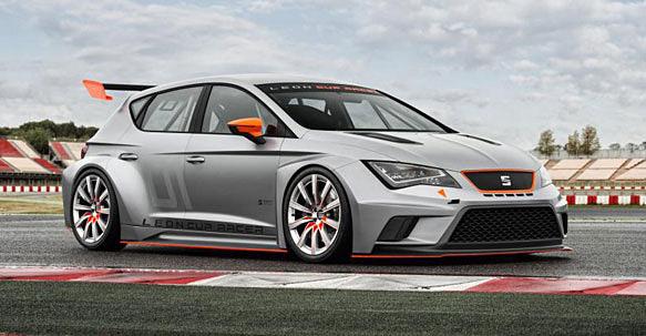 SEAT predstavil novi Leon Cup koncept avtomobila