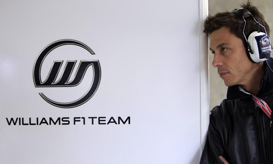 Wolff kupil tudi delež moštva Williams