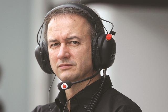 McLaren pomirja Mercedes