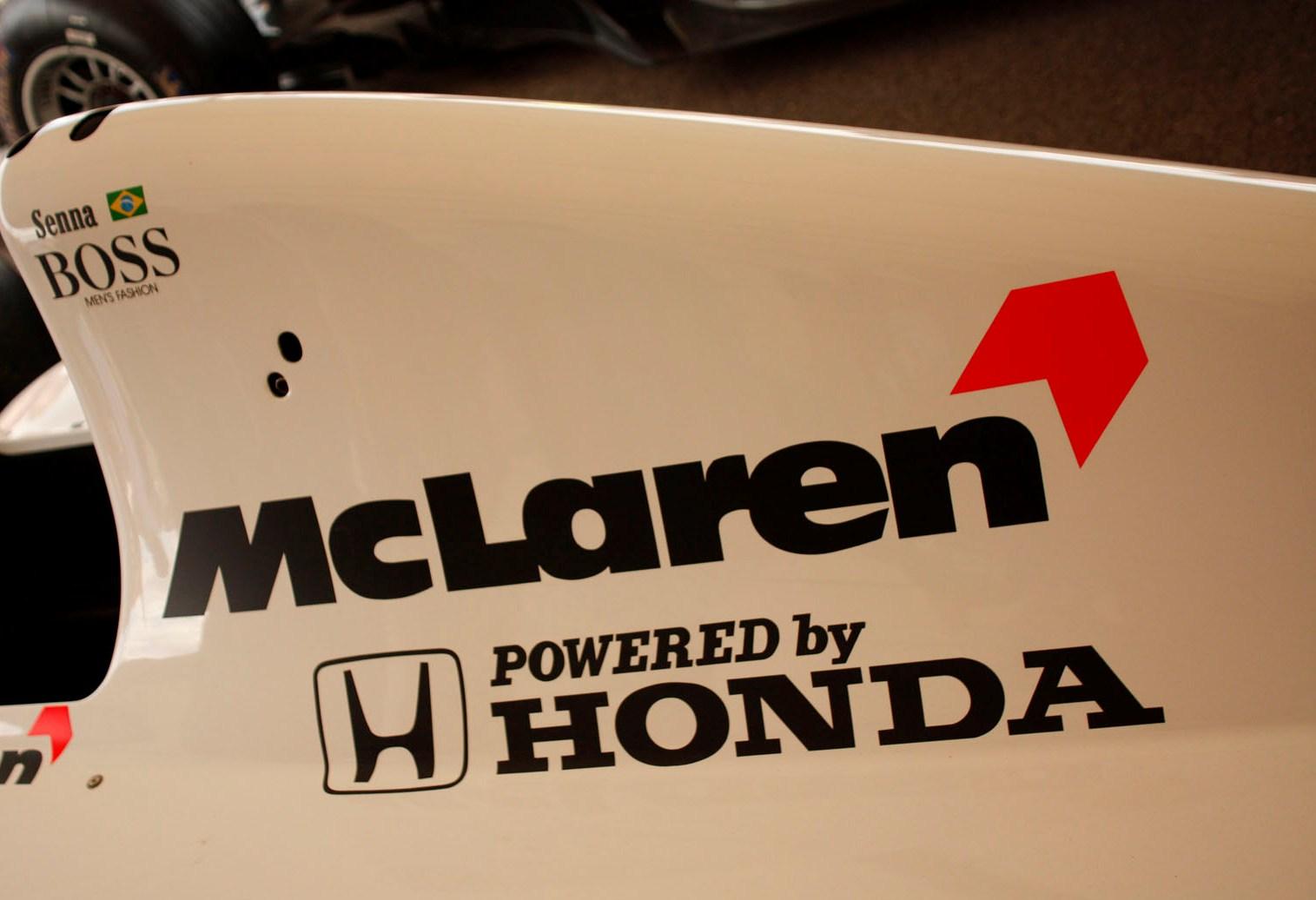 Honda potrdila sodelovanje z McLarnom