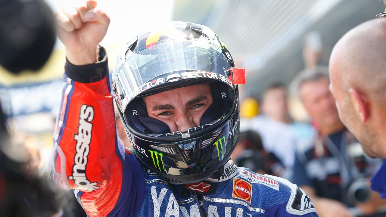 Lorenzu prvi štartni položaj v Jerezu