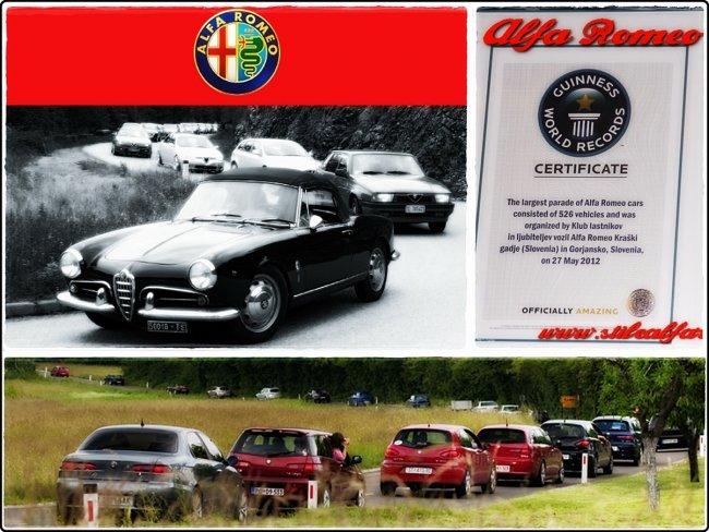 8. Fešta Alfa Romeo