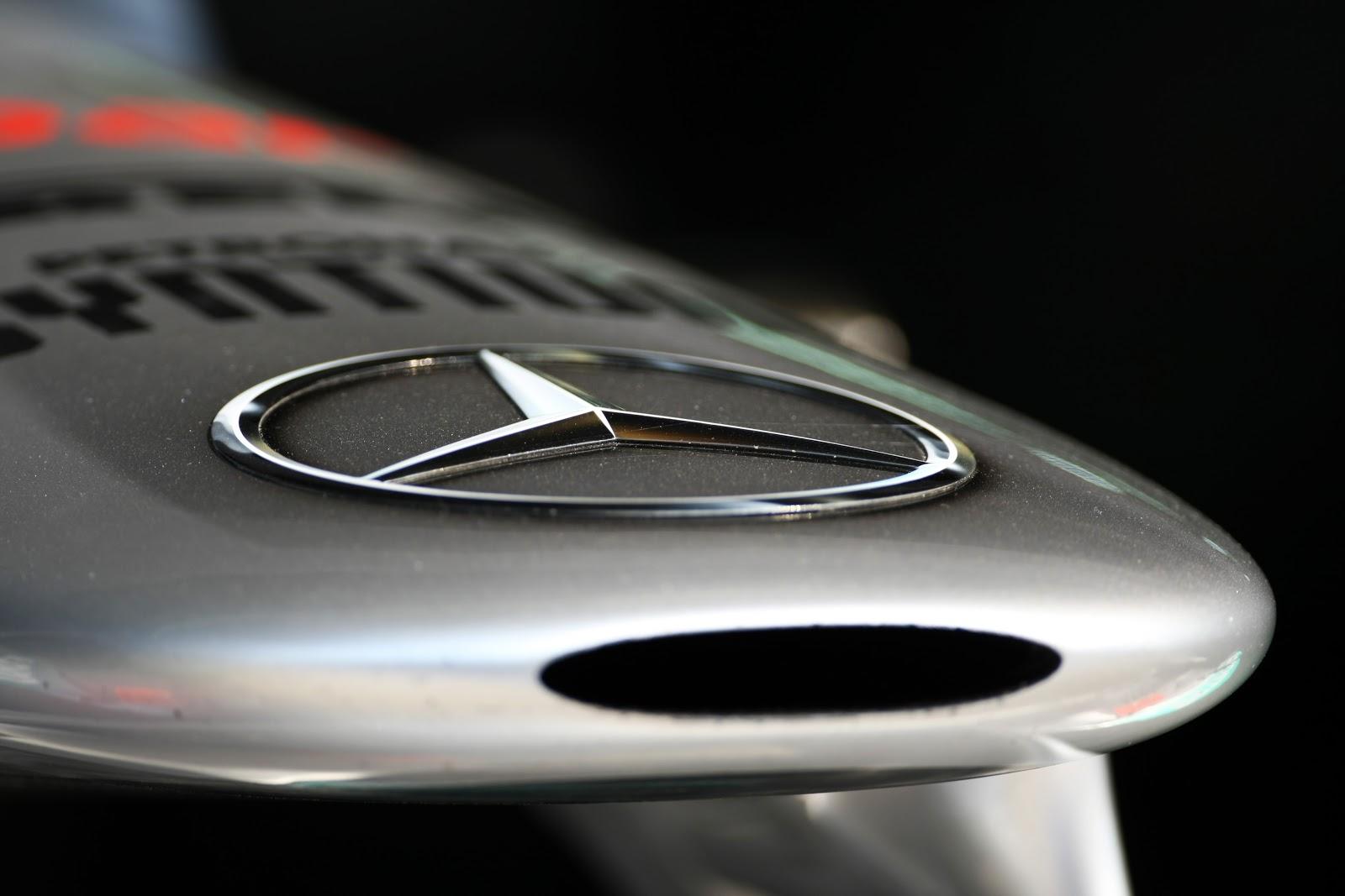Predstavitev novega Mercedesa bo prvega februarja