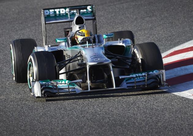 Mercedes: Testiral je Pirelli, ne mi!