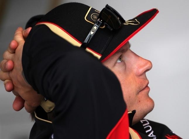 Raikkonen in Ricciardo kaznovana