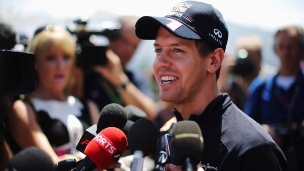 V Kanadi Vettel