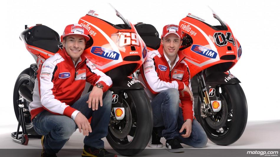 Ducati ostaja na dosedanjem dirkalniku