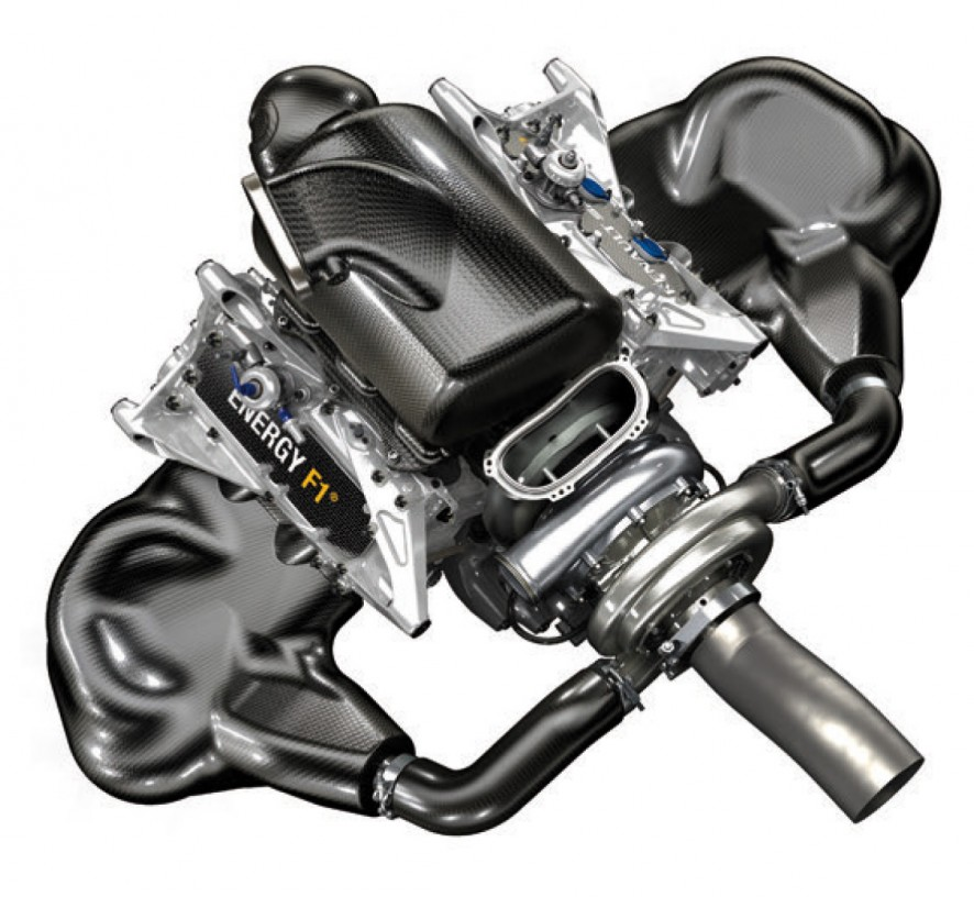 Avdio: Zvok Renaultovega V6 turbo motorja!