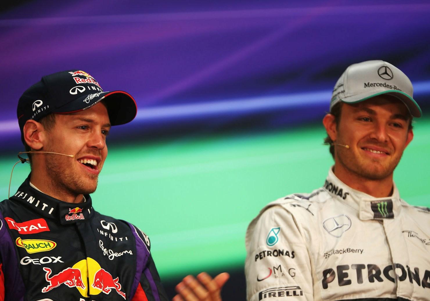 Rosberg: Nismo pridobili prednosti