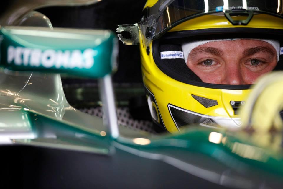 Rosberg ni prepričan, da nove gume ustrezajo Mercedesu
