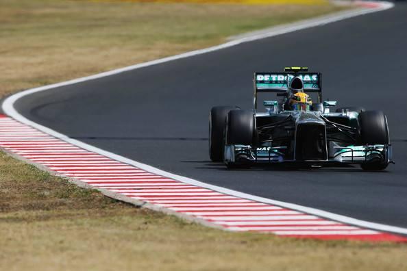 Hamiltonu najboljši štartni položaj na Hungaroringu