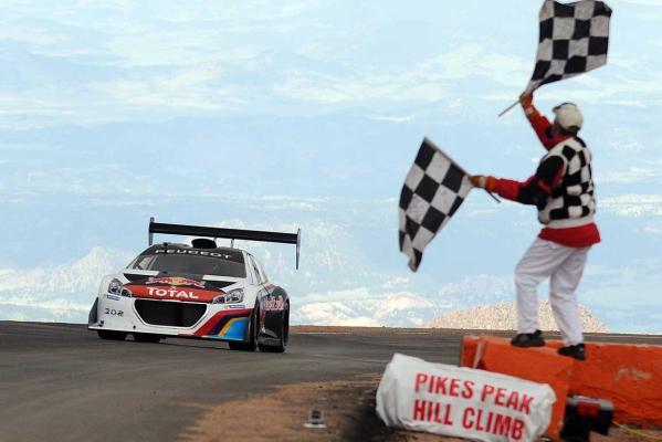 Loeba ne bo več nazaj na Pikes Peak