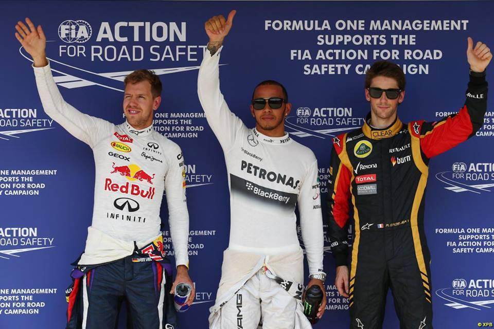 Lewis: Pole me je presenetil