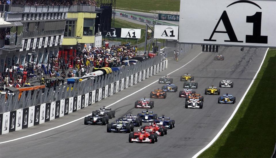 Avstrijska dirka nazaj na koledarju F1 že v 2014
