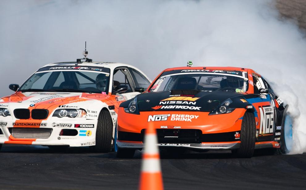 Formula Drift znova preseneča