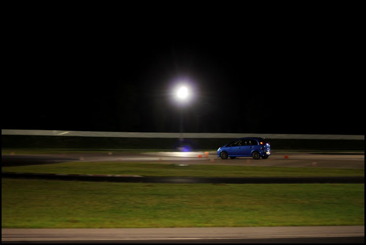 Time attack #5: lights ON!