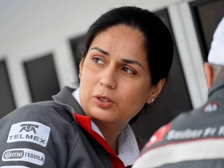 Monisha: Sauberjeva dirkaška zasedba jasna